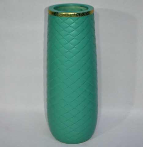 Продам Ваза керамическая широкое плетение, h60