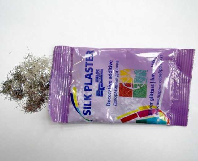 Продам Декоративные добавки SILK PLASTER
