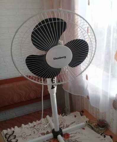 Продам: вентилятор напольный 3-х скоростной