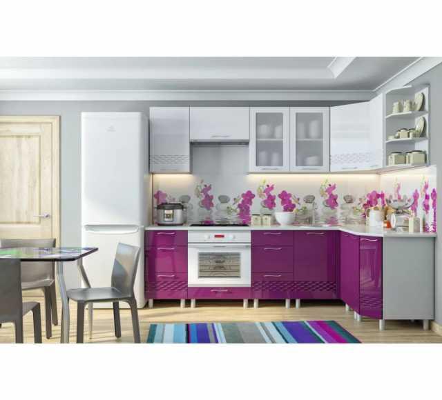 Продам: Угловой кухонный гарнитур «Волна»