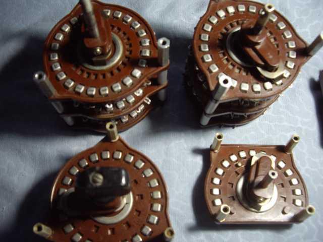 Продам: Щточные переключатели 7 штук