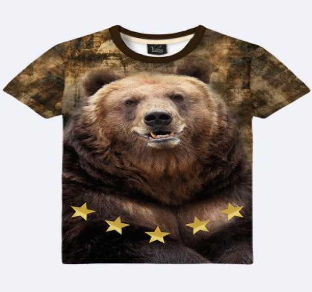Предложение: 3D футболки