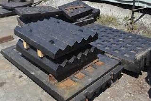 Предложение: Запасные части для конусных дробилок
