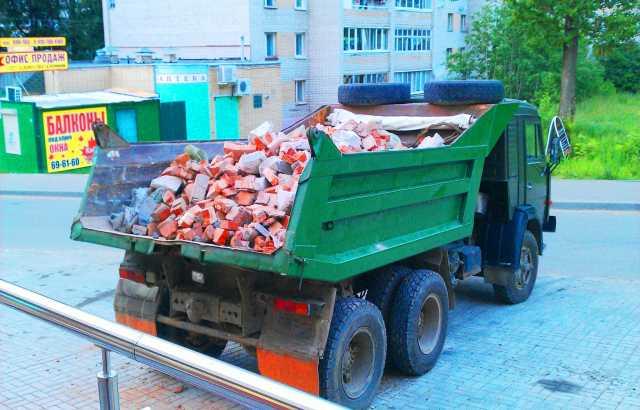 Предложение: Вывоз строительного мусора цены