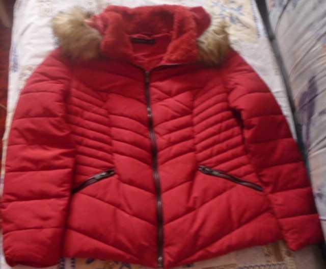 Продам: Куртка женская демисезонная красная 46 р