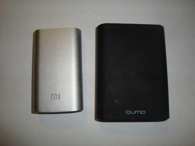 Продам: Внешние акб MI/qumo - 5200/10400 mah