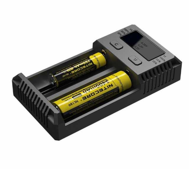 Продам: Зарядное устройство Nitecore I2 New