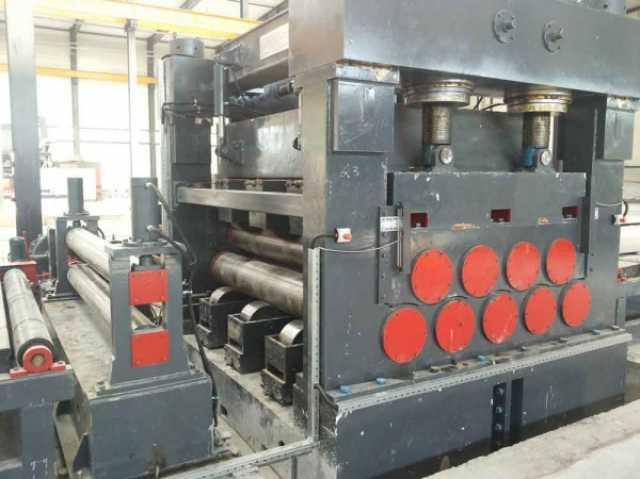 Продам: Листоправильная машина JP (8-40)x2500