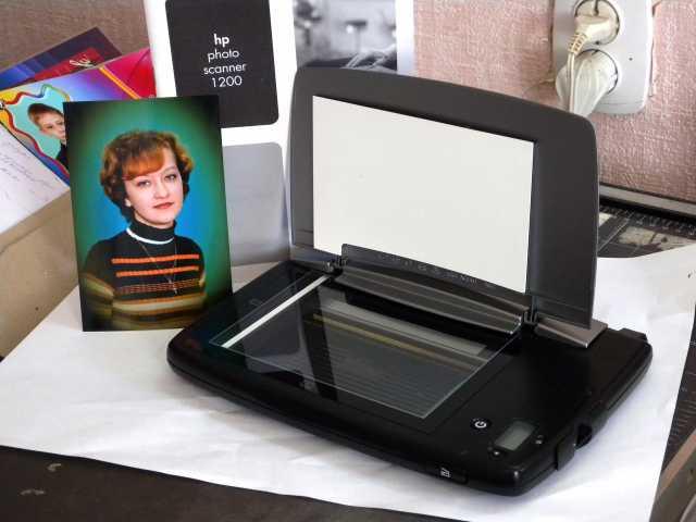Продам: Сканер HP 1200