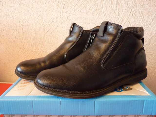 Продам: Ботинки демисезонные на мальчика р.34