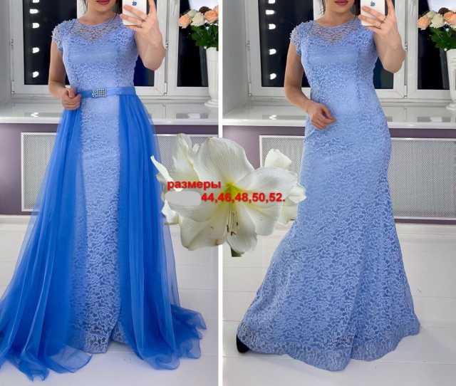 Предложение: Вечерние платья всех размеров