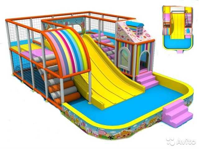 Продам: Оборудование для детского игрового центр