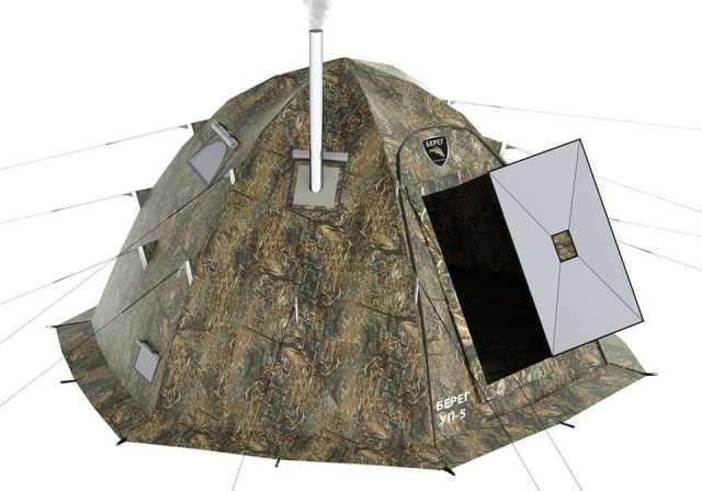 Продам: Универсальная палатка УП-5
