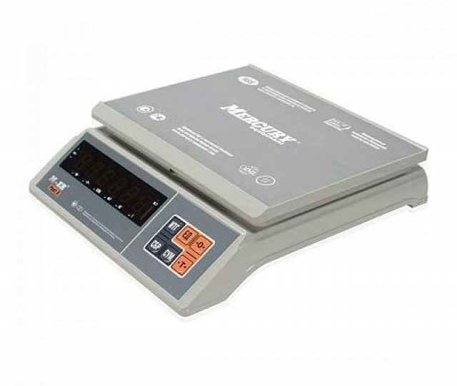 Продам: Фасовочные настольные весы M-ER 326 AFU