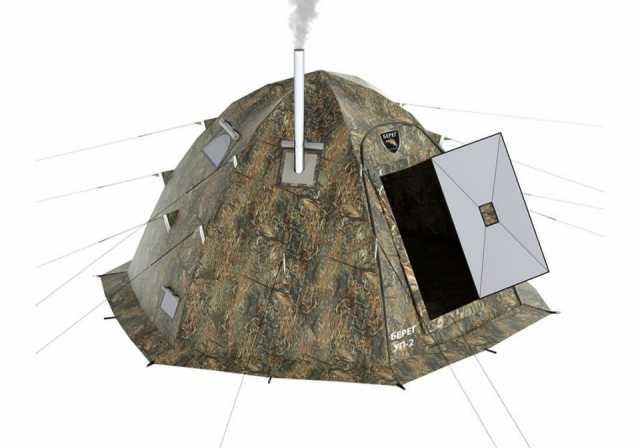 Продам: Универсальная палатка УП-2 (каркас пруто