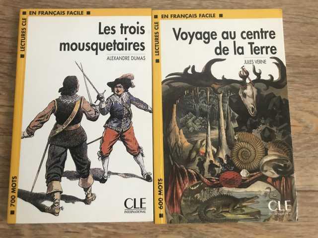Продам: Книги на французском языке