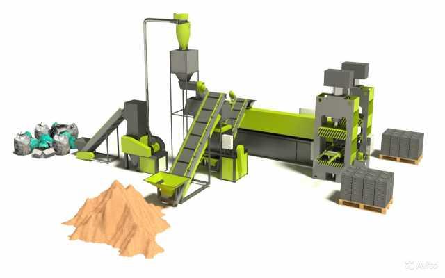 Продам: песчано полимерное производство