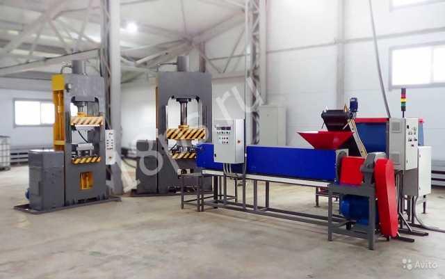 Продам: оборудование для производства плитки