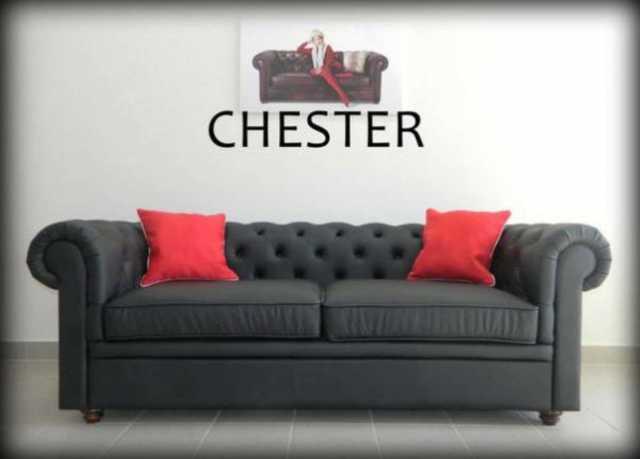 Продам: Диваны и кресла для кафе Chesterfield 1