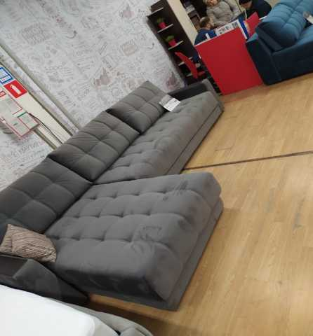 Продам: большой угловой новый диван