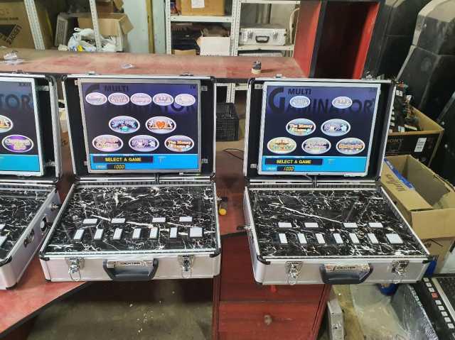 Продам Игровые чемоданы