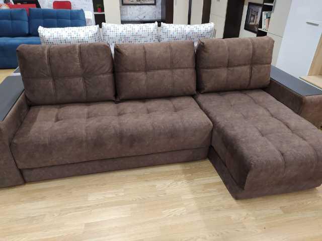 Продам: Угловой новый диван с НПБ