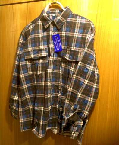 Продам: Рубашка муж. байковая новая ворот 42