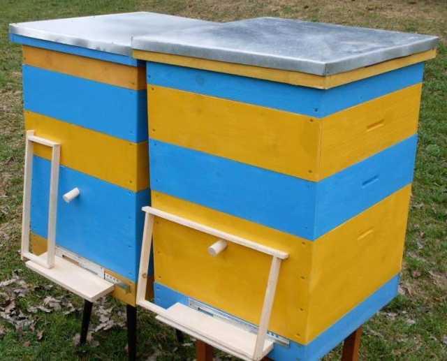 Продам: Ульи,вощина,пчелоинвентарь
