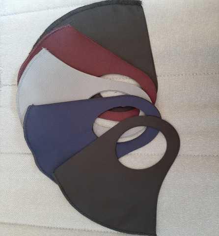 Продам: многоразовые защитные маски