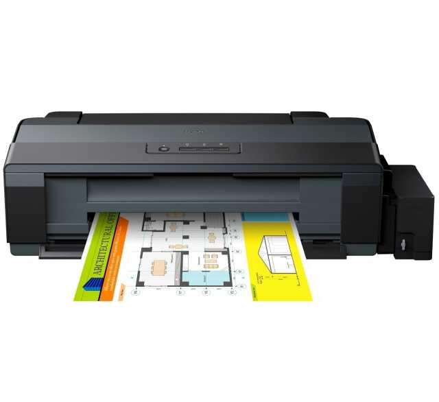 Куплю Принтер струйный Epson L1300, A3 формат