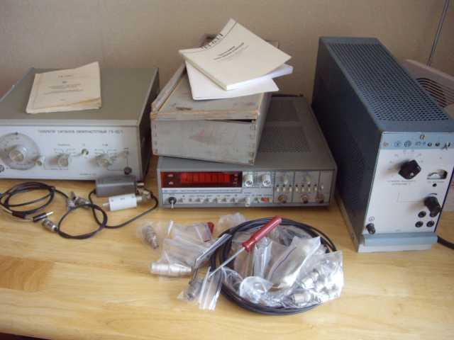 Продам Радиоприборы Б5-8
