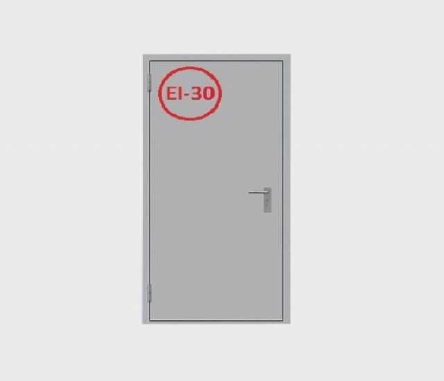 Продам: Противопожарная дверь
