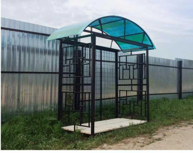 Продам: Большая дровница садовая