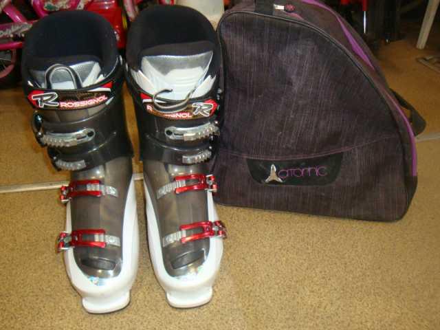 Продам: горнолыжные ботинки rossignol размер - 3