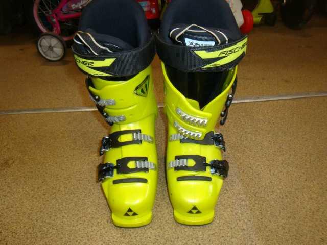 Продам: горнолыжные ботинки fisher размер - 24.5