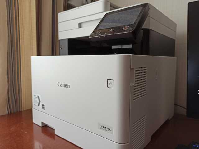 Продам: МФУ Canon mf-732cdw