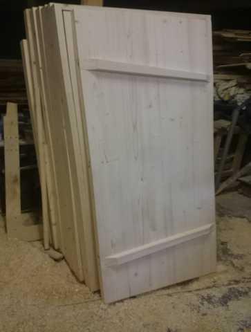 Продам: Двери клин деревянные для бани дома хоз