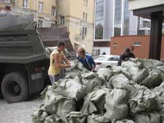 Предложение: Вывоз любого мусора, услуги грузчиков