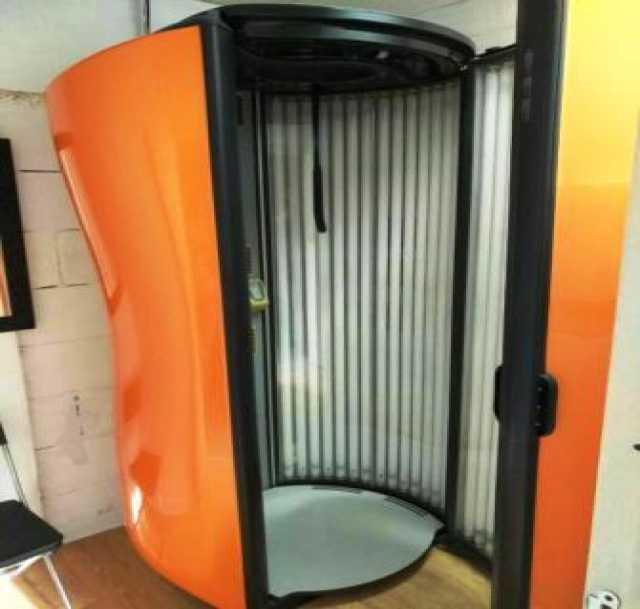 Продам: Вертикальный турбо солярий SunvisionV400