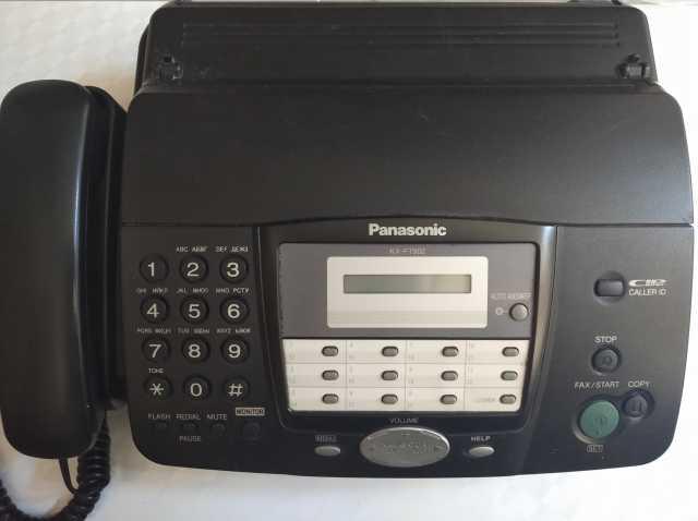 Продам: Телефон-факс