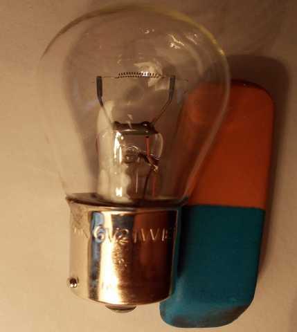 Продам: Лампа А6-21 (К6-30-1)