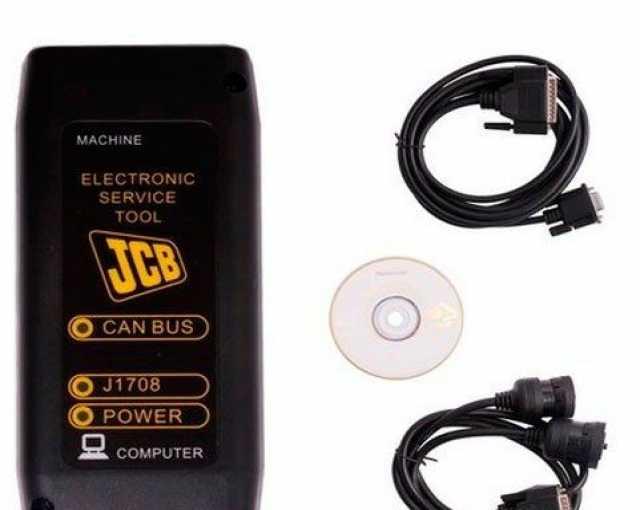 Продам: Тестер JCB Electronic Service для спецте
