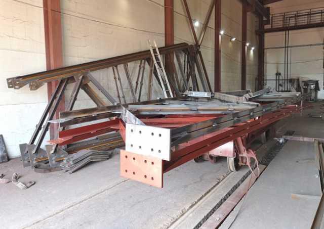 Продам: Изготовление металлоконструкций ЛСТК
