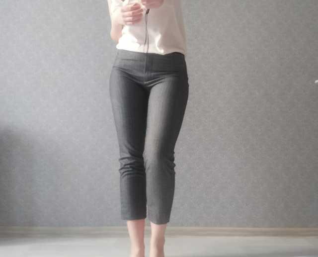 Продам Укороченные брюки Cotélaс (Франция)