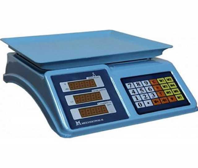Продам Весы торговые ВР 4900-2/5 ДБ-14