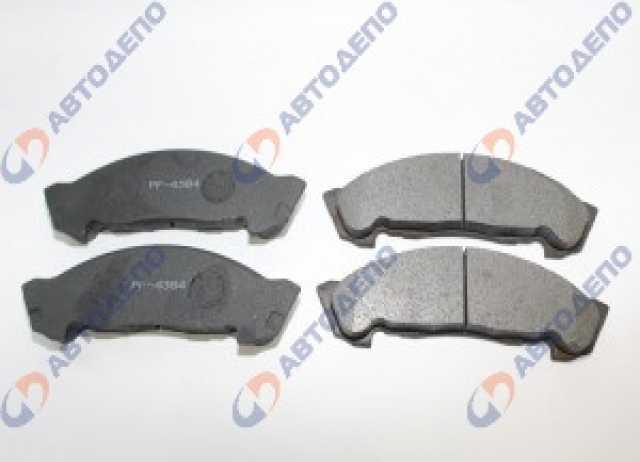 Продам: Тормозные колодки MAZDA TITAN 2004-2006