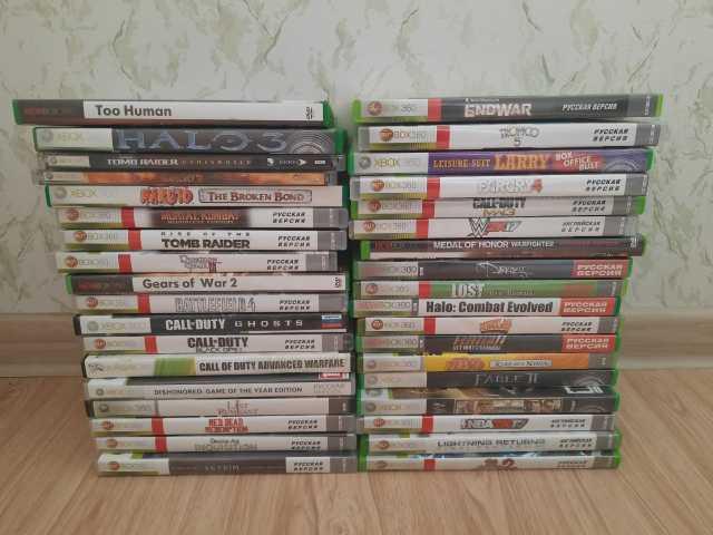 Продам: Много игр для XBox 360