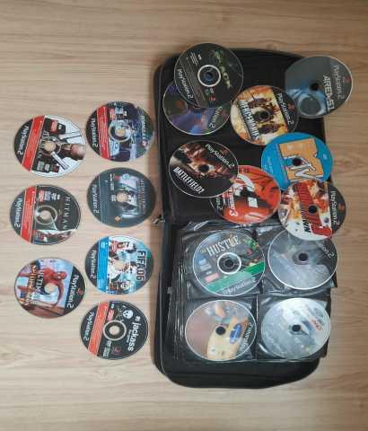 Продам: Много игр для Playstation 2
