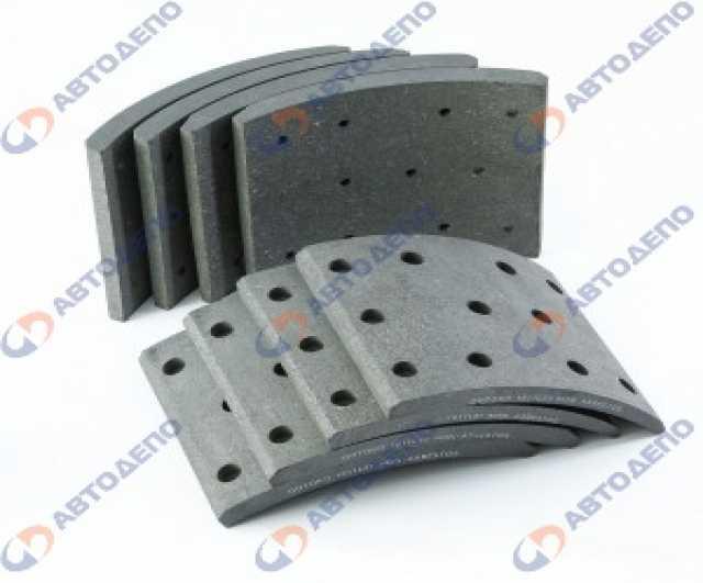Продам: Тормозные накладки задние HINO 500
