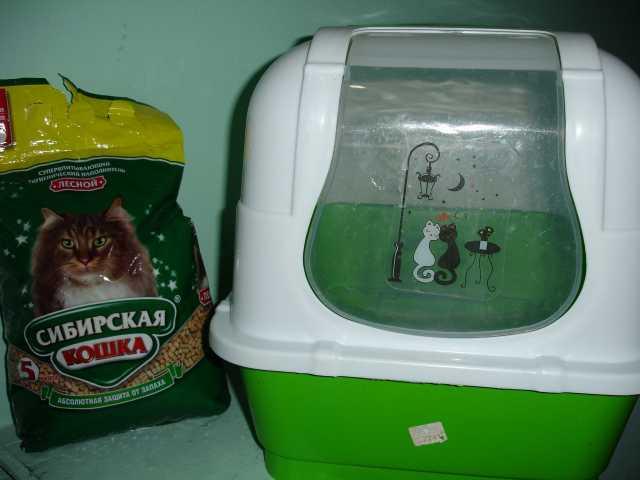 Продам: Туалет для кошек